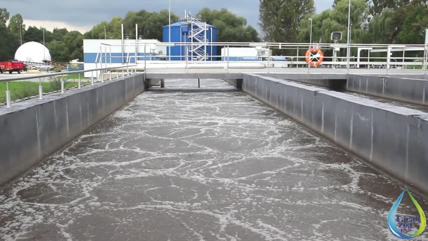 انواع سیستمهای هوادهی آب و فاضلاب