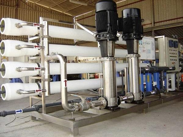 دستگاه تصفیه آب اسمز معکوس RO
