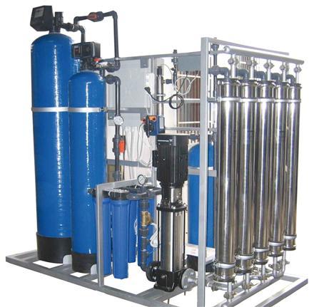 کاربرد دستگاه تصفیه آب صنعتی