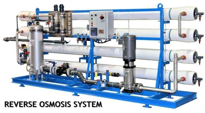 کارکرد دستگاه تصفیه آب صنعتی