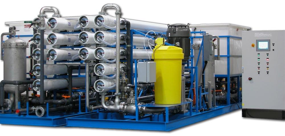 کاربرد آب شیرین کن صنعتی