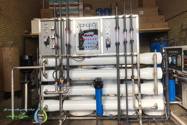 دستگاه تولید آب مقطر
